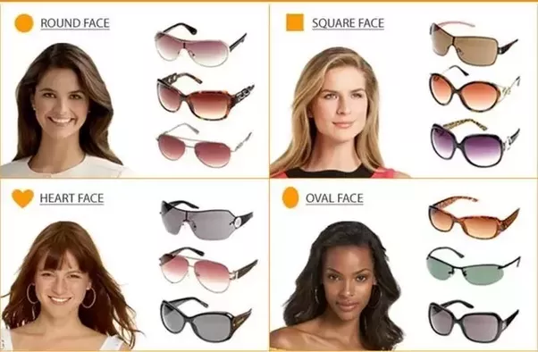 I have a small round face so which types of frames or goggles would ...