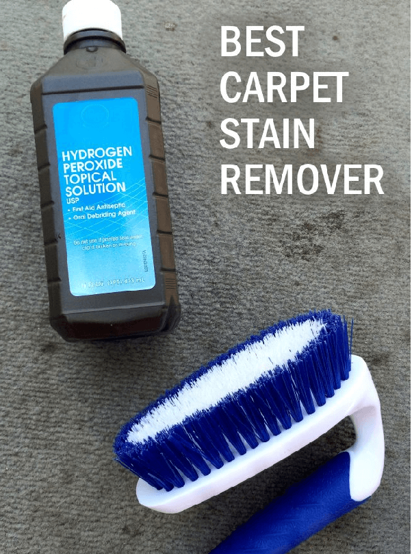 How To Clean My Carpet With Hydrogen Peroxide Quora