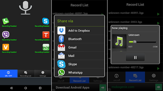 How to record WhatsApp call - Quora