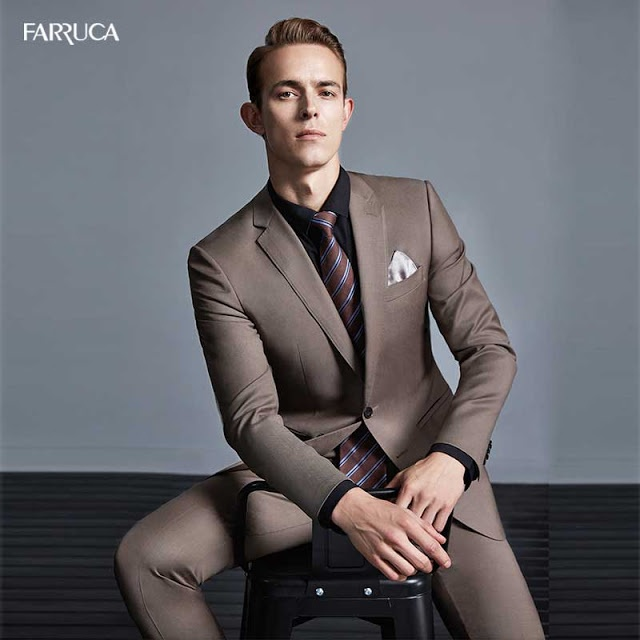 4900da085aa What makes a great men s suit  - Quora