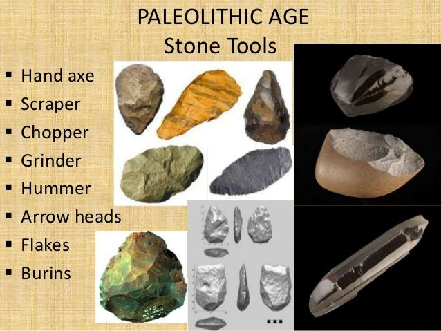 Image result for palaeolithic tools