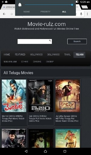 What are the websites to watch Telugu movies online? - Quora