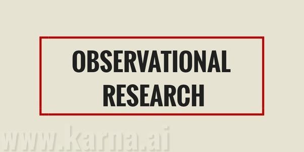 naturalistic observation ideas