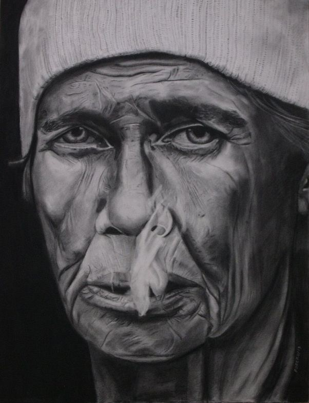 which pencils should i use to draw realistic portraits quora