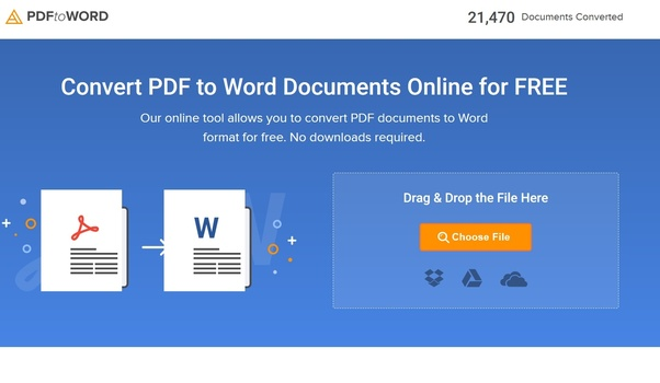 Convert Pdf To Editable Word Document Mac