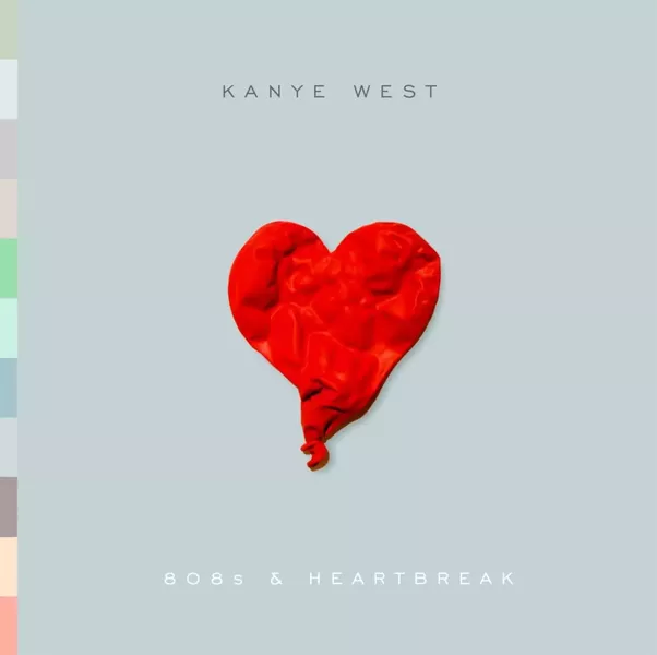 Do You Know Of An Album That Has A Heart Or Hearts On The Cover Art