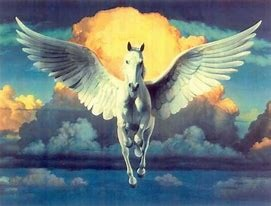 What is a pegasus with a horn called