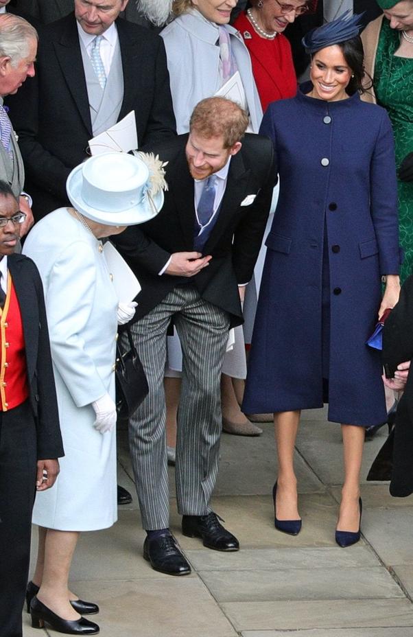 Герцоги Сассекские запутывают следы
