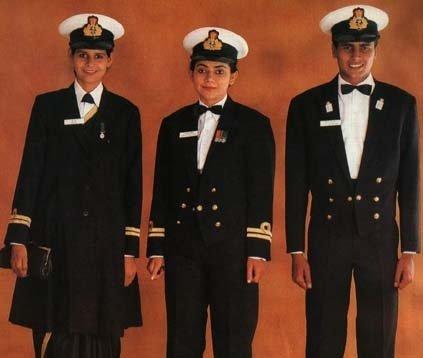 Royal navy mess dress uniform