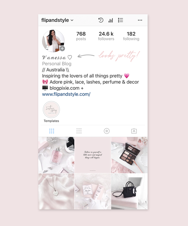 How to add special fonts to my Instagram Bio - Quora