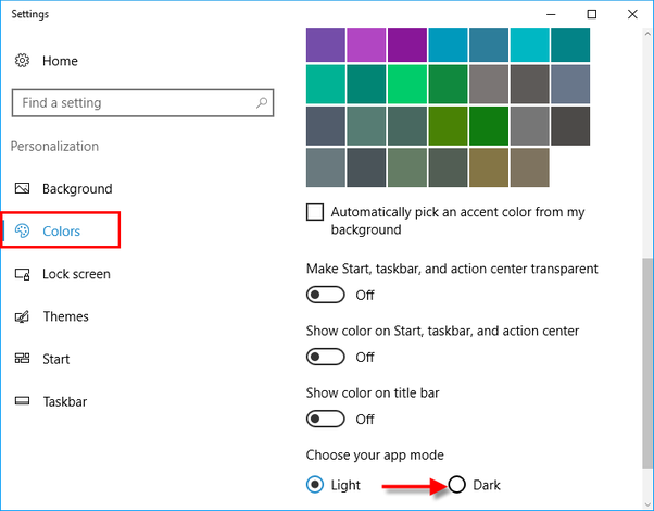 If You Like Can Personalize Your Windows 10 Change Desktop Background Lock Screen Login Color Etc