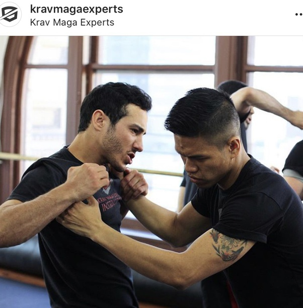 What are some advantages of being muscular in a fight? - Quora