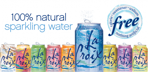 waters like these come in cans and fulfill every part of the soda experience except for the intense sweetness just water co2 and some flavoring