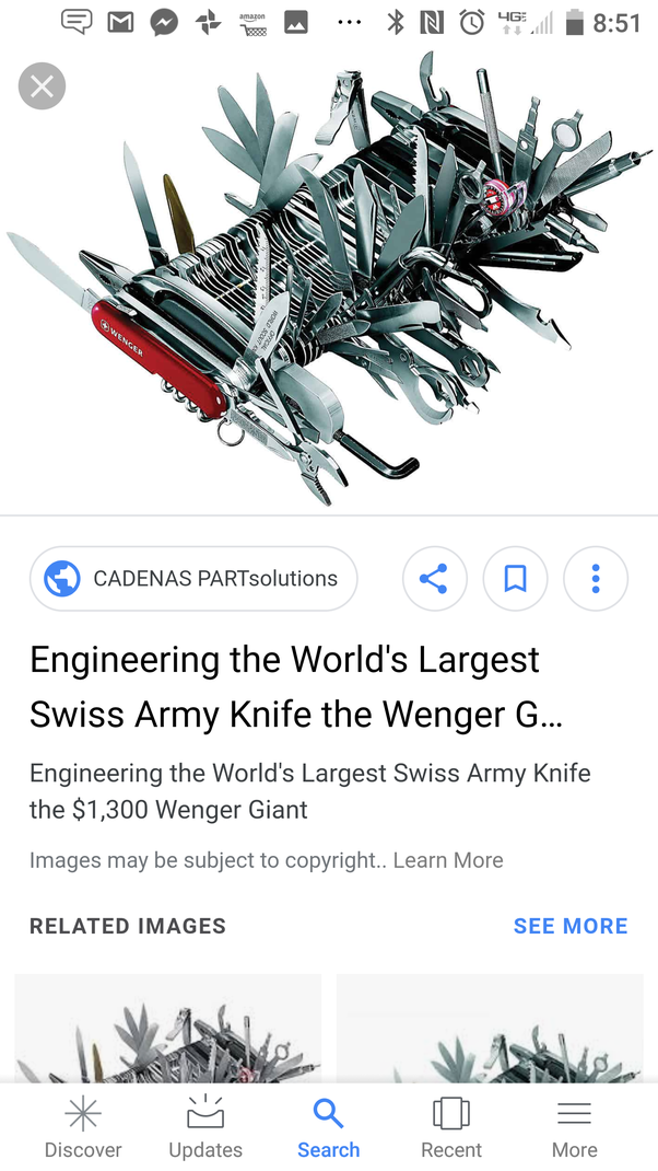 What Do All Of The Tools In A Swiss Army Knife Do Quora