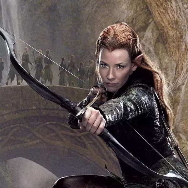 in the hobbit what happened to tauriel after the