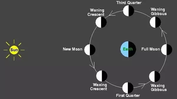 Whats The Difference Between Phases Of Moon And Eclipses In