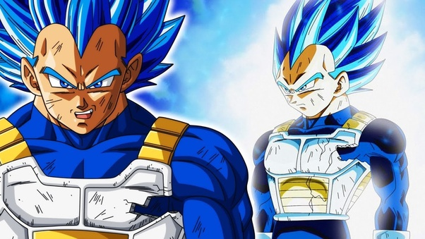 What Was Vegeta S New Form In The Latest Episode Of Dragon Ball Super Is It Super Saiyan Blue 2 How Did He Achieve It Quora