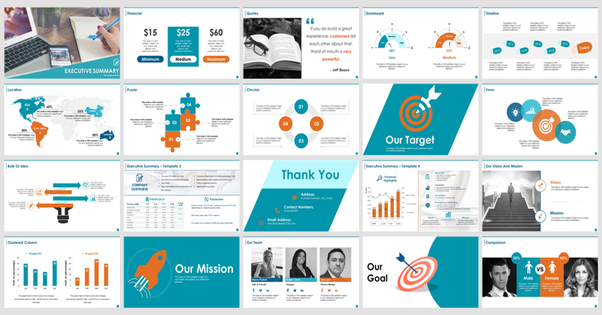 Where Can I Get Free Ppt Templates For An Executive Summary