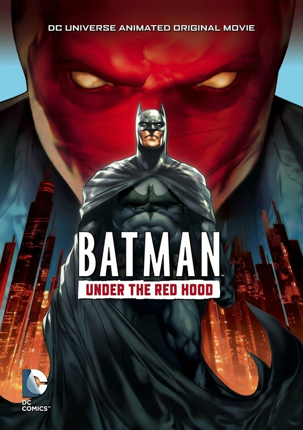 Batman Under the Red Hood (2010) - Filmy animowane