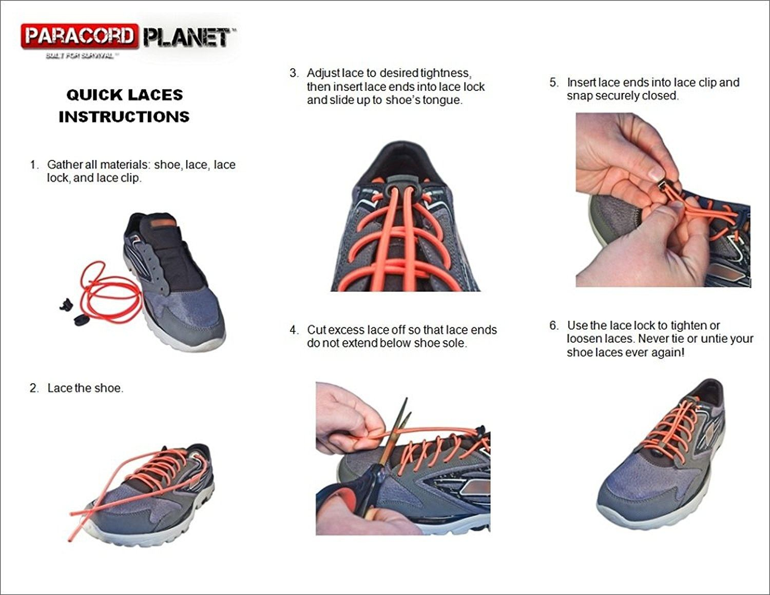 Salomon Quicklace System How To Use It
