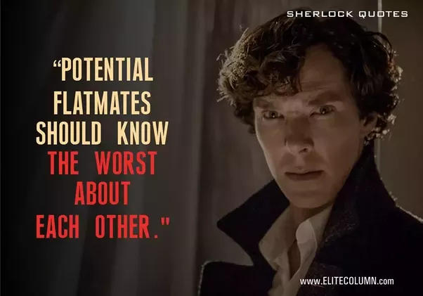 What Are The Best Sherlock Quotes Quora