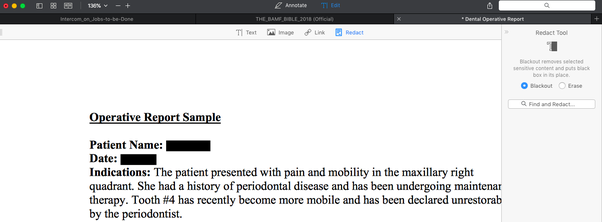 How to blur some sentences in PDF file - Quora