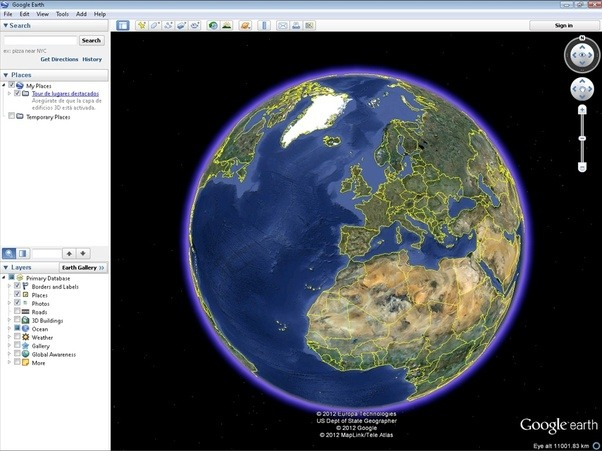How to track a phone through google earth quora how do you track a phone through google earth gumiabroncs Choice Image