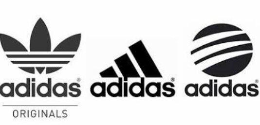 Why Does Adidas Has Two Different Logos Quora