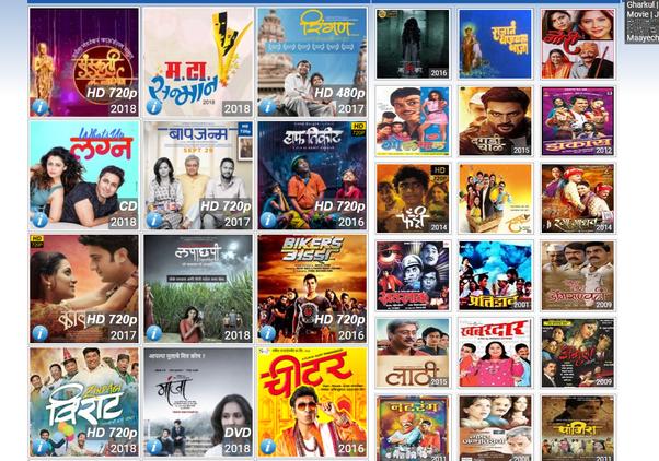 Top 10 Marathi movie download site List 2018 For Best Entertainment