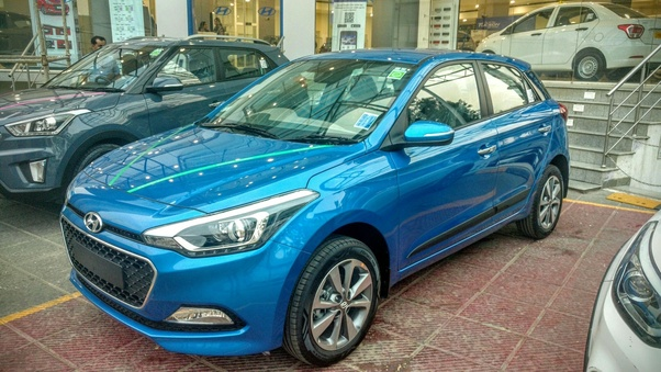 I Own An I20 Elite In Marina Blue The Color Complements Styling And Design Of Car Is Pleasing To Eye See For Yourself