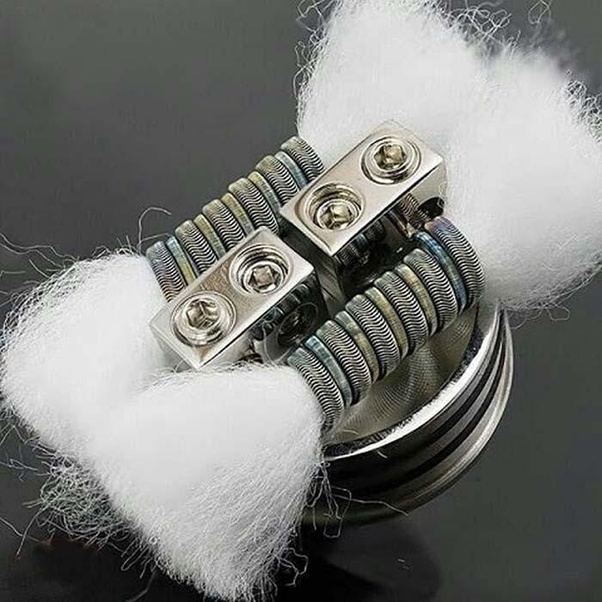 Do I have to change the cotton before changing the e-liquid