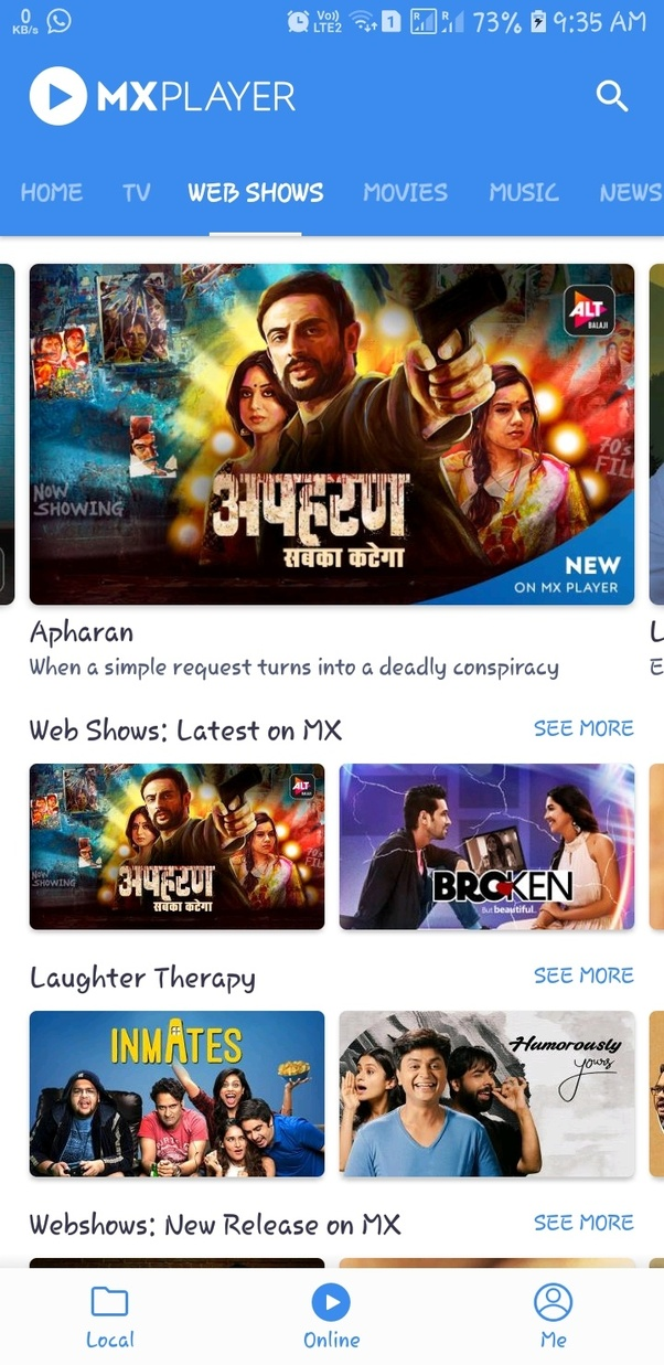 Apaharan web series torrent free download | (18+) Apharan