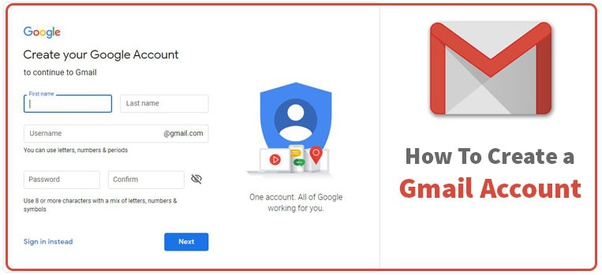 Can I Make Two Gmail Accounts With The Same Mobile Number Quora