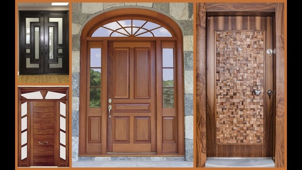 What is the best quality wood used in India for doors and