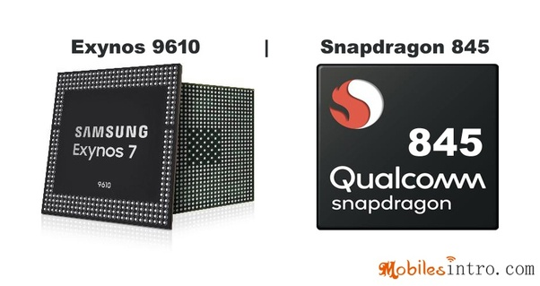 Which is better Snapdragon 845 vs exynos 9610 processor? - Quora
