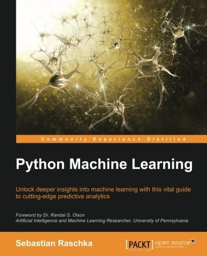 I want to learn machine learning with Python  Which books