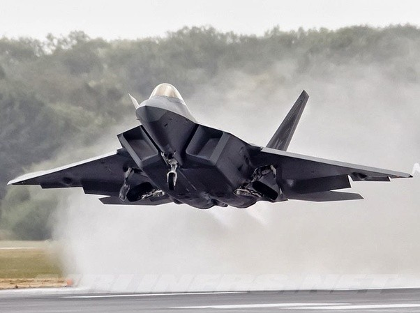 How true is the allegation that chinas j20 is technology stolen look at the beautye awesome f 22 raptor neat sturdy and deadly currently the j 20 is no match to the technology complexity of the f 22 yet malvernweather Choice Image