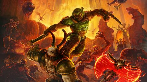 How Long Would A Master Chief Last In The Doom Universe And Doom