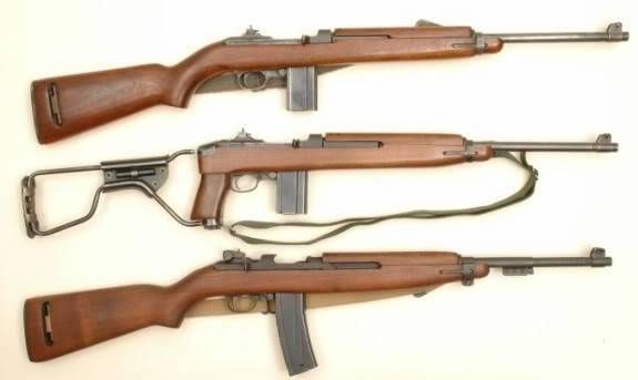 I read a lot of praise for the M1 Garand, but not so much