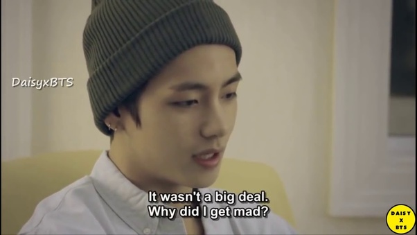 How would BTS members act and be like in an argument? - Quora