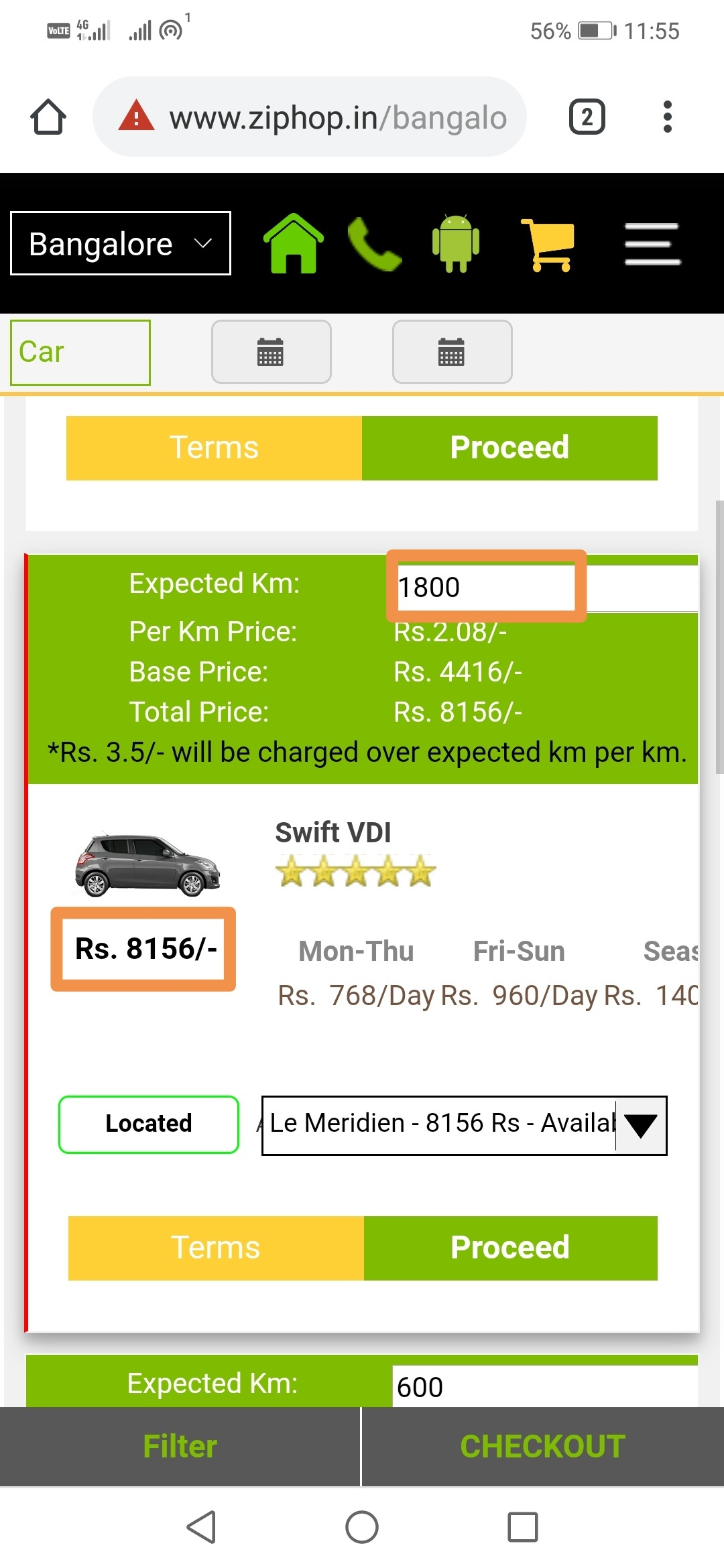 Which Is The Best Car Rental Service In Bangalore Quora