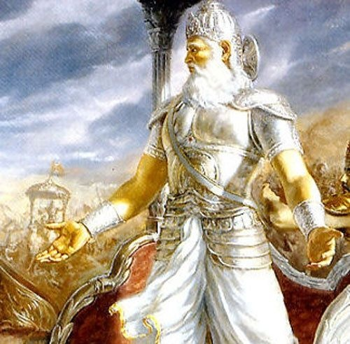 What Was The Approximate Age Of Bhishma When He Died Quora