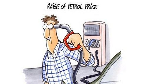 Image result for fuel cost increase