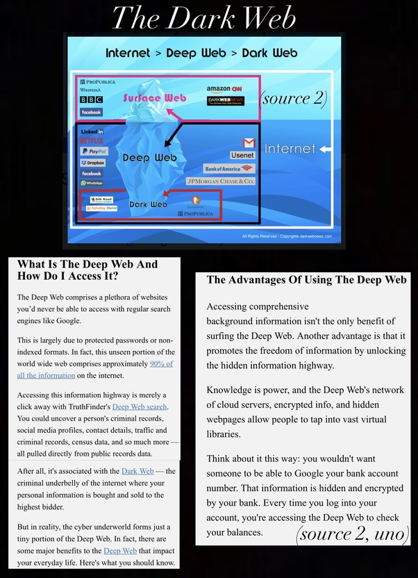 What Are The Advantages Of Surfing The Dark Web Over The