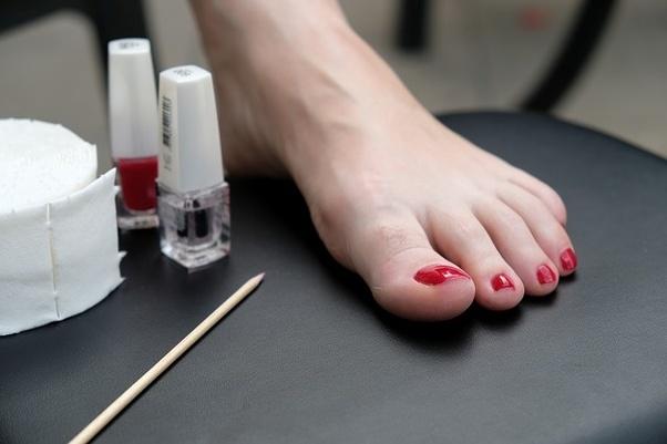 Do nail polishes help prevent against toenail fungus? - Quora