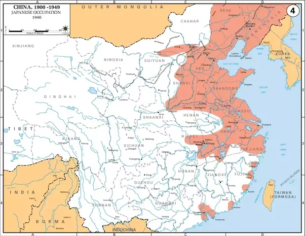 Did china play any role in world war ii quora in what is now china chinese troops fought a japanese invasion now called the second sino japanese war gumiabroncs Image collections