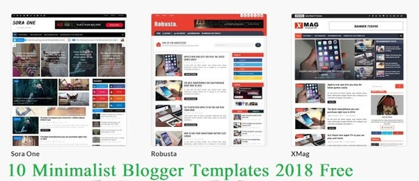 Which Is The Best Blogger Theme For Adsense Approval Quora