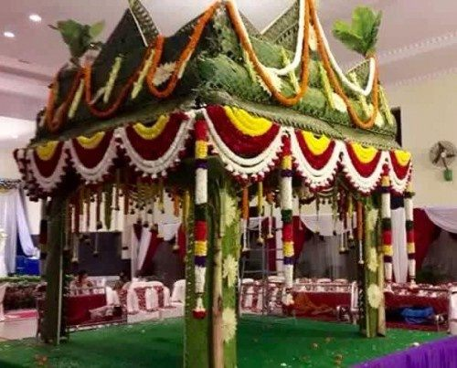Where can I find gorgeous stage decor ideas for a glamorous Indian ...