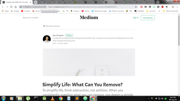 How to read Medium articles for free - Quora