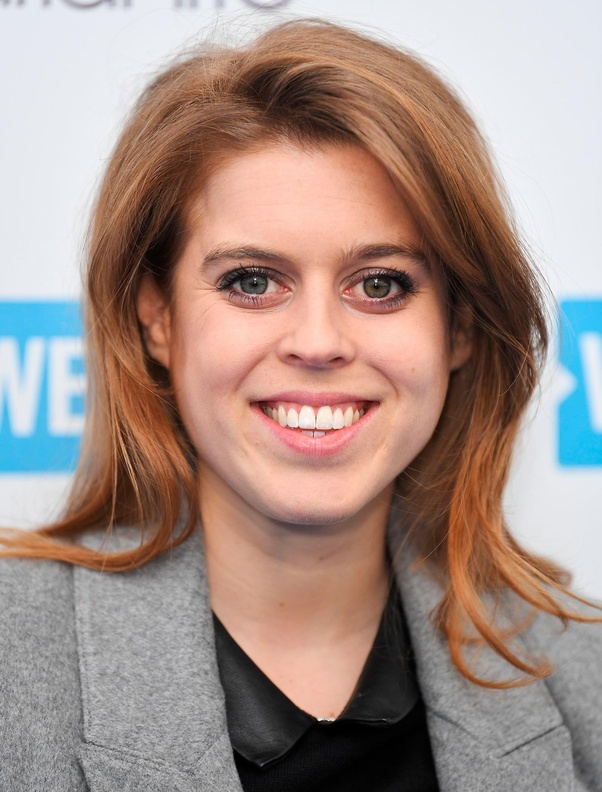 Where Did Princess Beatrice Get Her Big Round Eyes From Quora